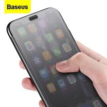 Baseus Luxury Filp Case For iPhone XS Ma