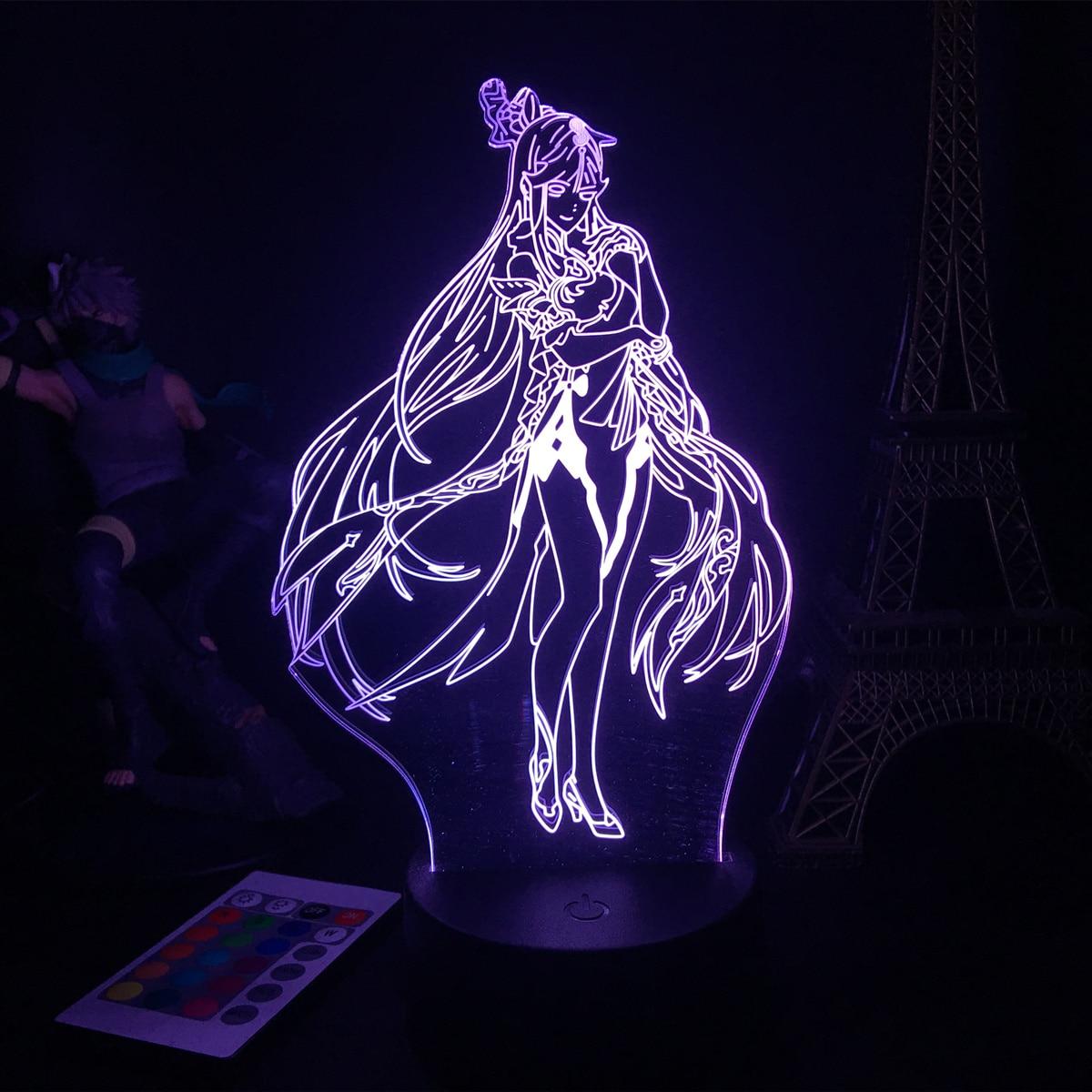 luminária para crianças, presente