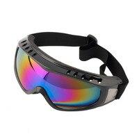 Transparente unisex óculos de segurança da motocicleta ciclismo óculos proteção para os olhos tactical paintball vento poeira airsoft óculos novo|Óculos de segurança| |  -