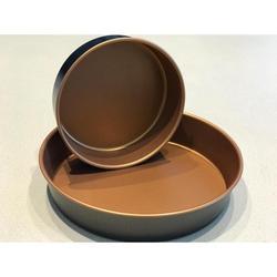 Piec do pieczenia żywności nieprzylepne aluminium FRABOSK wyprodukowana w całości we włoszech 2 szt CM 22 CM 16 jedna cena