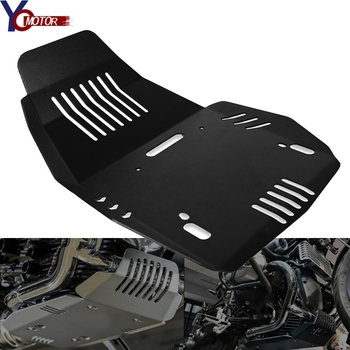 New Engine Guard Cover For Benelli Jinpeng TRK502 TRK502X 2018-2019 Aluminium alloy Motorcycle Skid Plate Bash Frame Guard