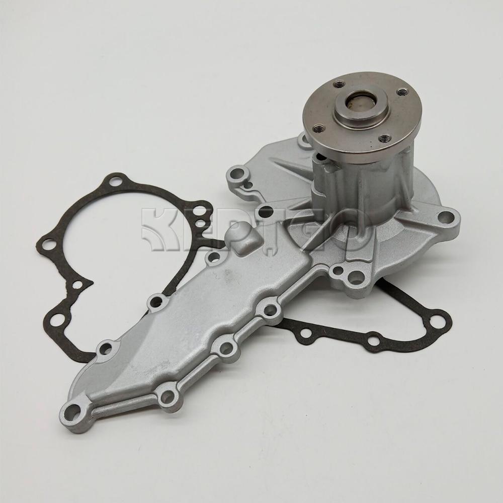 Water Pump 25-15568-00 For Kubota V1702 V1902 V2203 D1402 Engine With Gasket