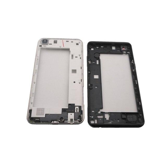 Azqqlbw 5.3 ل LG X Power K220DS K220 الإسكان الأوسط الإطار الأوسط لوحة ل LG X Power K220DS K220 أجزاء الإطار الخلفي
