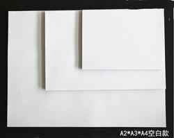 A0/4 K 200 Lenzuola Redazione di carta 180G Set di Schizzo Disegno Ad Acquerello Pittura Pad Matita Colorata Libro di Scuola studente Forniture per L'arte