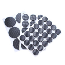 5Pcs/set Protection Pad Table Chair Leg Mat Paste Mute Thicken Non-slip Wood Floor Caps Foot Cap Furniture Socks Protector Prune