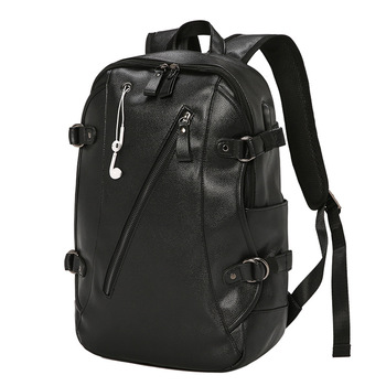 New Backpack Men's Student Bag Travel Leisure Computer Large Capacity - discount item  20% OFF Backpacks