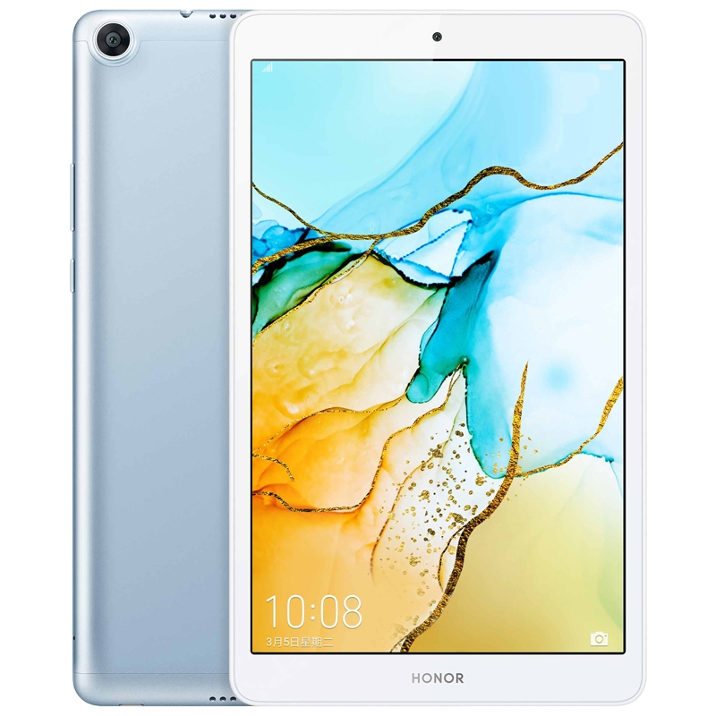 Huawei Honor Tab 5 JDN2-AL00HN 8 Inch 4G Phone Call Tablet PC 4GB RAM 64GB ROM Android 9.0 Hisilicon Kirin 710 Octa Core GPS