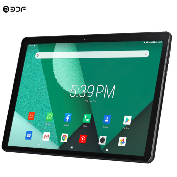 Tableta de 10,1 pulgadas con Android 9,0, Octa Core, Google Play, 3g,...
