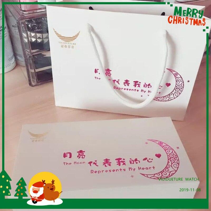 Montre durable et exquis cadeau boîte bracelet bijoux montre boîte et bijoux fourre-tout sac cadeau sac