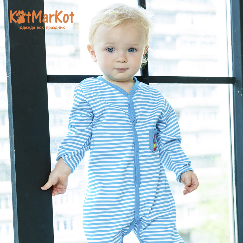 Rompers Kotmarkot 6295  overalls for newborn cat sotmarkets sandpiper baby clothes romper Cotton cat sotmarket Baby Boys Print