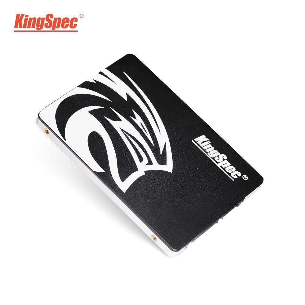 KingSpec SSD SATA III 2,5 жесткий диск SSD 120 ГБ 240 ГБ 480 Гб hd твердотельный накопитель Жесткий диск 120 240 500 Гб жесткий диск для ноутбука