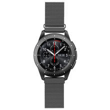 Manyetik Milanese çekme bandı Samsung Galaxy izle 46mm 42mm kayış 20mm 22mm Metal bilezik Galaxy izle Active2 40mm 44mm(China)