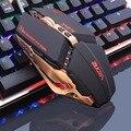 Zuoya gaming mouse ajustável 3200 dpi jogo mouse led óptico ratos mause backlight com fio usb para computador portátil profissional gamer