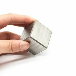 5N, bloque W Wolfram de tungsteno de alta pureza 99.999%, elemento de desarrollo de investigación, Metal Simple, sustancia dura, Metal afilado, 38MM