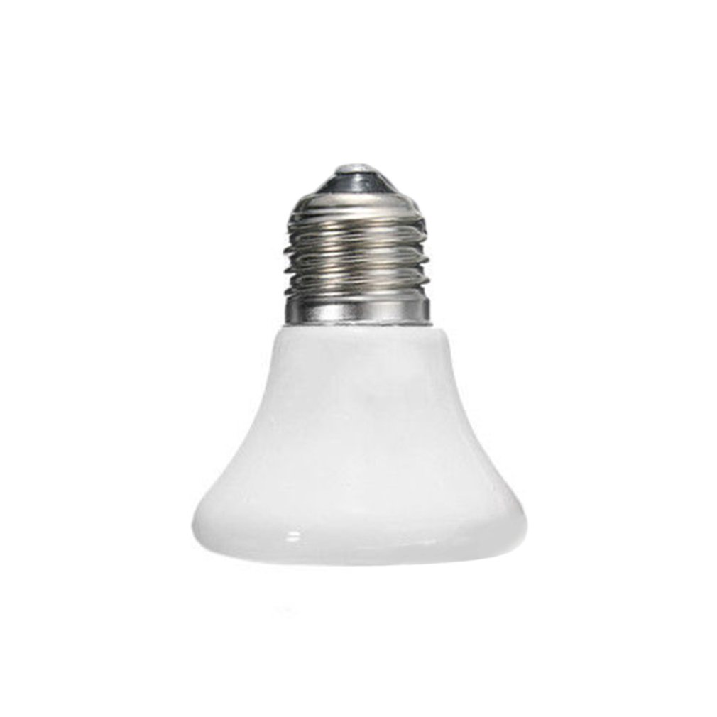 ICOCO 110V Home Pet Reptile Breed Ceramic Heat Emitter Heater Light Brooder Lamp Heat Bulb Insulation Lamp Light Drop Shipping