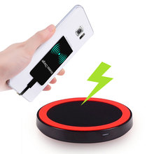 QI Wireless Charger Charging Pad With Wireless