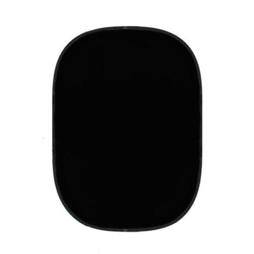 Двусторонний студийный складной фон из муслина, черно-белый фон, 2 х 1,5 м