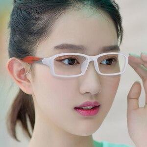 Image 3 - CUBOJUE sports Mens Glasses Frame TR90 eyeglass frames women ultra light prescription spectacles myopia diopter optical eyeglass
