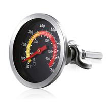 Grill piekarnik Grill temperatura żywności wskaźnik temperatury termometr piekarnika mięso termometr do grillowania do gotowania w kuchni tanie tanio CN (pochodzenie) Thermometer Piekarnik termometry Metal Dial