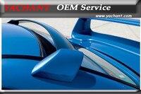 Car Styling FRP Fiber Glass Rear Window Spoiler Fit For 2002 2007 Suabru Impreza GD Series WRX STI 7th 9th GDA GDB