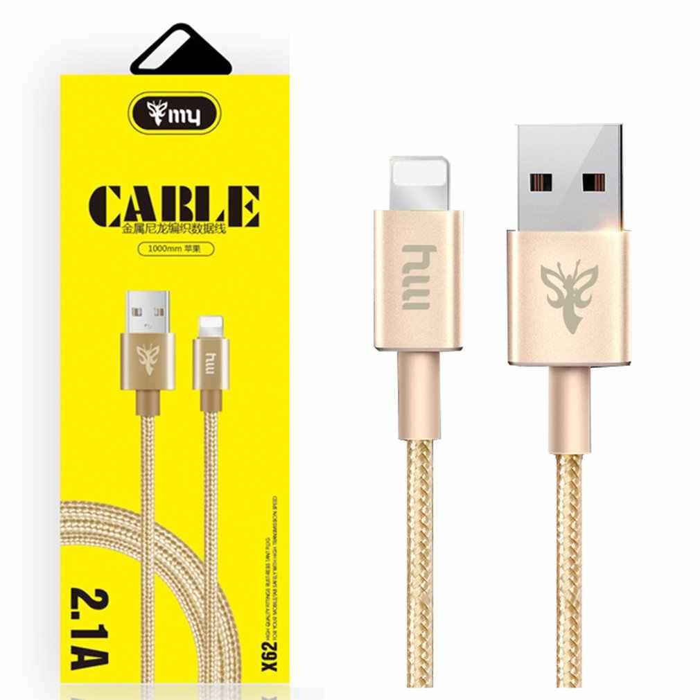 PowerLine Cavo Micro USB Premium Durevole Doppio Intrecciato Cavo di Nylon X61 X62 X63 X77 X79 per Samsung iphone Tipo -C Android