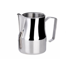 Stainless steel coffee pull flower tool pot utensil milk foam cup 350ml 550ml 750Ml New