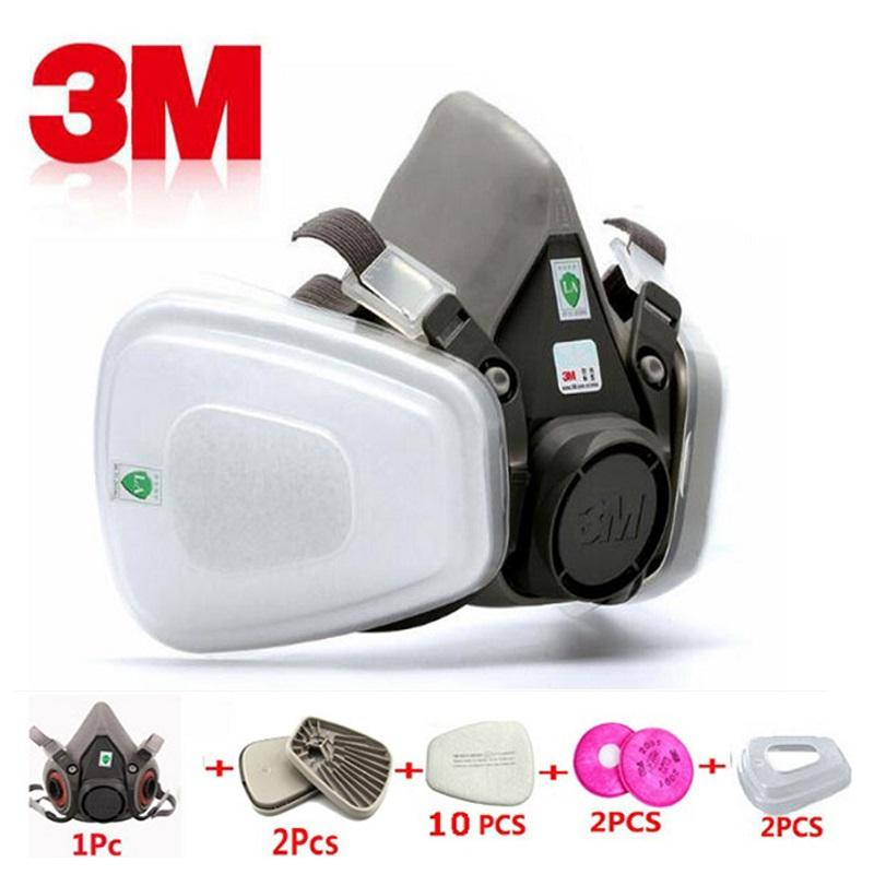 This Product Is Out Of Stock--Gas Mask Respiratory Protection Safety Work Dust-proof Respirator Mask Filter