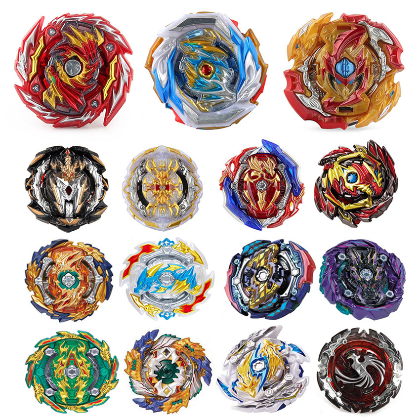 Newest Toy Burst Beyblades With Launchers B154-B153-B131 Beyblades Metal Fusion Arena Toys Bayblade Christmas Birthday Gift