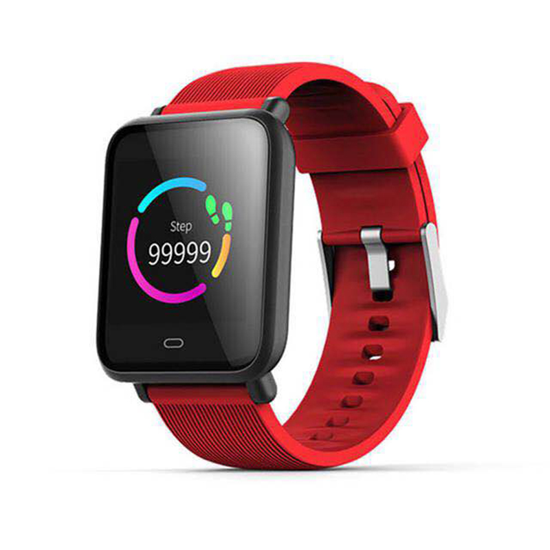 Q9 Smart Watch Men Android IOS Waterproof Smart Bracelet Band Women Sports Fitness Tracker Bluetooth Smartwatch