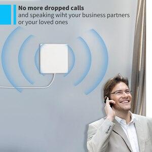 Image 5 - Усилитель мобильного сигнала WCDMA 2100 МГц с усилением, 62 дБ (LTE Band 1) 2100 UMTS 3G (HSPA) 3G UMTS, Усилитель сотового ретранслятора для дома