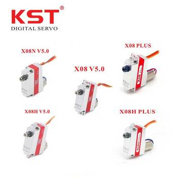 KST X08 Series 8mm 3.8V-8.4V Metal Gear 9g Micro Digital Servo For RC UAV Airplane Drone Aircraft Wing Glider Helicopter