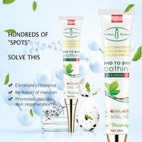 Aichun Whitening Freckle Cream Remove Melasma Acne Spot Lighten Dark Spots Pigment Melanin Hydration Moisturizing Face Care 30ml 5