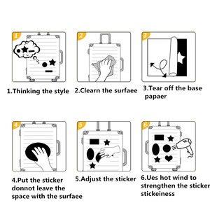 Image 5 - Pegatinas de vinilo de fútbol [32 Uds] para coche para niños, motocicleta, portátil, maletero, monopatín, pegatina para guitarra, resistente al agua