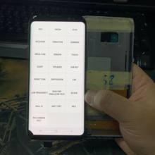 Ensemble écran tactile LCD avec défaut, pour Samsung Galaxy S8 G950 G950F G950FD, Original
