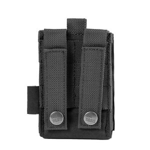 Image 2 - Onetigris Tactische Molle Open Top Magazine Pouch Single Rifle Ammo Insert Holster Snelle Ak Ar M4 Famas Mag Pouch
