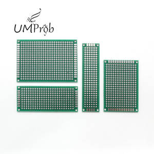 Universal-Board Diy-Kit Prototype Pcb Arduino Copper Double-Side 4x6 5x7 3x7 2x8cm