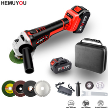 Angle-Grinder Grind-Machine Power-Tools Woodwork Lithium-Ion-Battery Electric Polishing