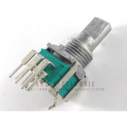 Interruptor de ajuste de potenciómetro giratorio para DCS1091 para PIONEER DJM400 DJM 400