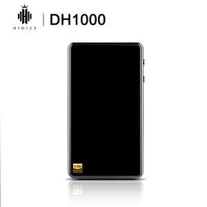Image 1 - HIDIZS DH1000 כפול מאוזן מגבר 2.5/3.5mm שקעי אוזניות תמיכה PCM 24 Bit/192kHz ילידים DSD64/128 היי Res אודיו