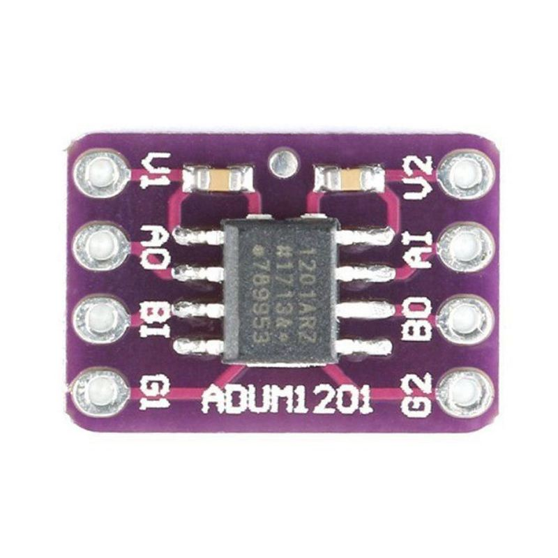 CJMCU-1201 ADUM1201 Dual-Channel Digital Isolator Magnetic Separator Board Module