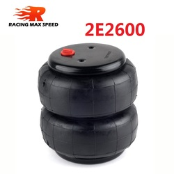2600Ib zawieszenie pneumatyczne amortyzator pojedynczy Port 1/2