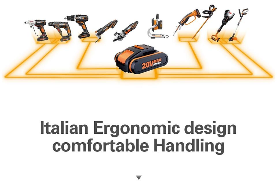 Italian Ergonomic Design