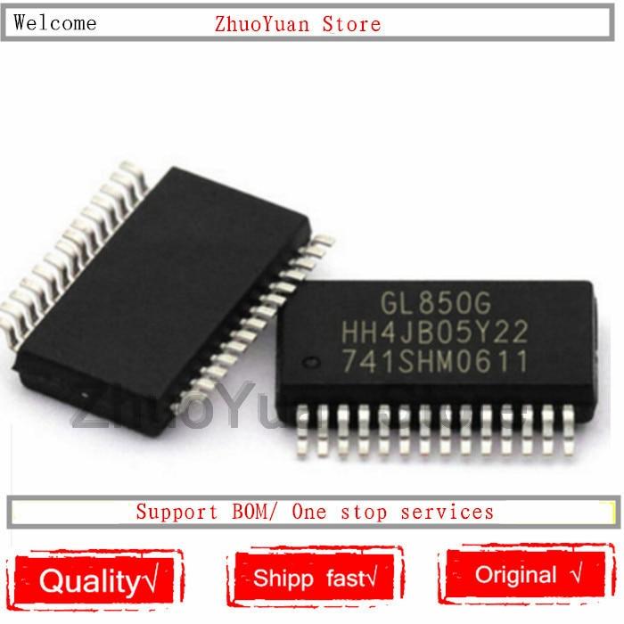1PCS/lot GL850G SSOP-28 GL850  IC Chip New Original