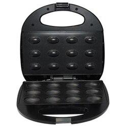 Elektrische Walnoot Cake Maker Automatische Mini Moer Wafel Brood Machine Sandwich Ijzer Broodrooster Bakken Ontbijt Pan Oven AU Plug op