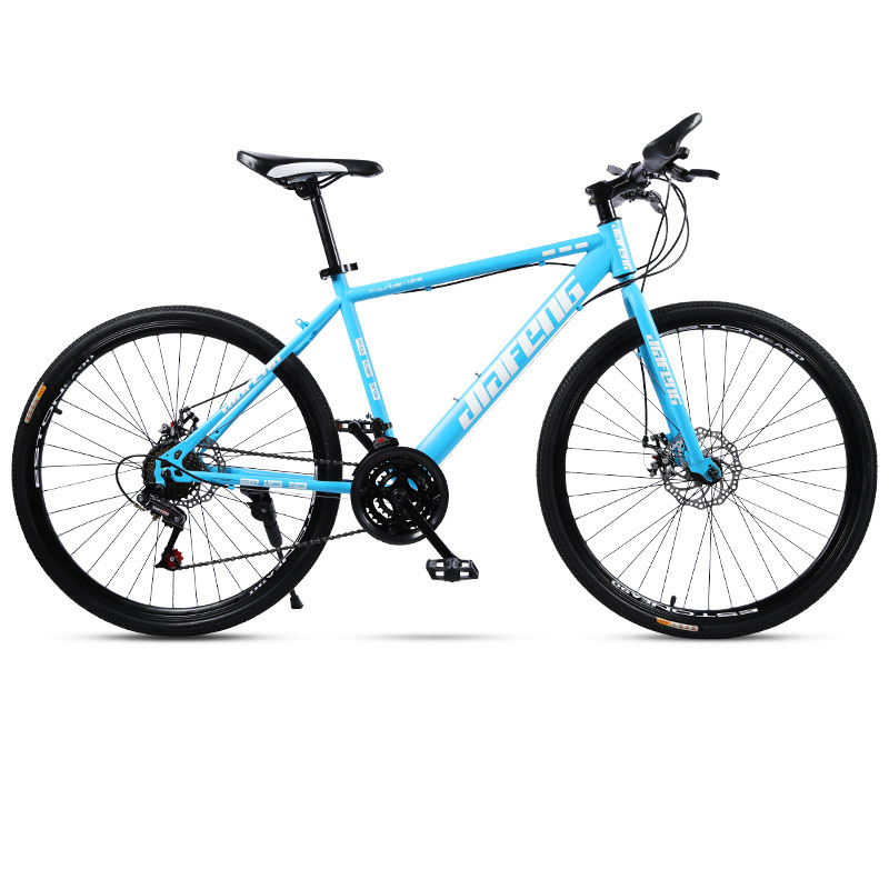 Mountain Bike 30 Speed 26 Inch Adult Men And Women Shock One Wheel Speed Racing Disc Brakes Off Road Student Bicycle