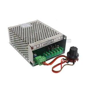 Image 4 - O envio gratuito de 0.5kw ar refrigerado eixo er11 chuck cnc 500w eixo do motor + 52mm braçadeiras fonte alimentação regulador velocidade para diy cnc