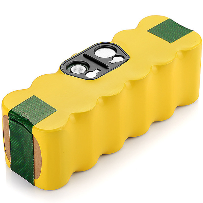 2x 4500mah NI MH Vacuum Battery for iRobot Roomba 500 560 530 510 562 550 570 581 610 650 790 780 532 760 770 with good quality in Replacement Batteries from Consumer Electronics