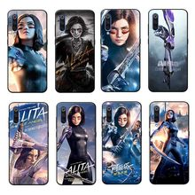 For xiaomi mi 9 9 pro 9t 9 se mi 8 pocophone f1 mix 3 Clear Soft Silicone Phone Case Alita movie(China)