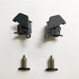 Image 1 - אמיתי DJI Mavic פרו חלק קדמי שמאל ימין זרוע ציר אחורי פיר מתכת Pivot עם סוגר להחלפה (בשימוש)