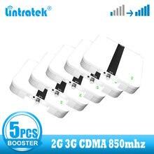 Atacado 2g 3g cdma 850 mhz impulsionador de sinal de sinal de celular 850 repetidor de sinal de amplificador celular